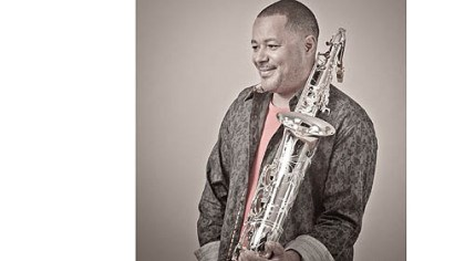 Najee Najee's early musical influences came courtesy of his mother.