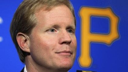 Neal Huntington Pirates general manager Neal Huntington.