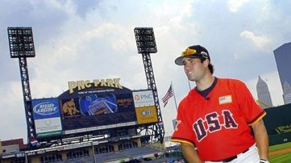 Neil Walker Neil Walker was the Pirates' representative in the Futures Game during the All-Star break in 2006 at PNC Park.