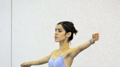 New Pittsburgh Ballet dancers Cynthia Castillo, who was born in Cuba, has joined the Pittsburgh Ballet Theatre.