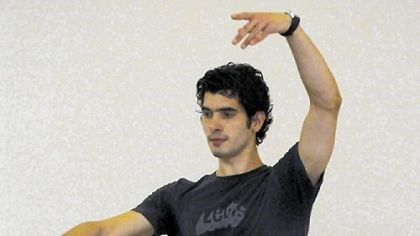 New Pittsburgh Ballet dancers Damien Martinez -- After his harrowing escape from Cuba and work with several ballet companies, he is joining the Pittsburgh Ballet Theatre.