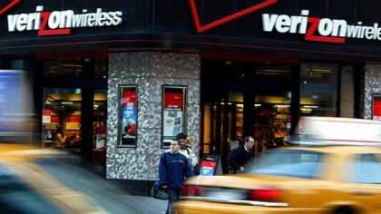New York-based Verizon New York-based Verizon benefitted from nearly an 8 percent rise in its share price in 2012, becoming the region's top public company based on market cap.