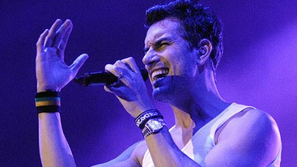 Nick Hexum of 311 Nick Hexum of 311 performs at Stage AE Tuesday.
