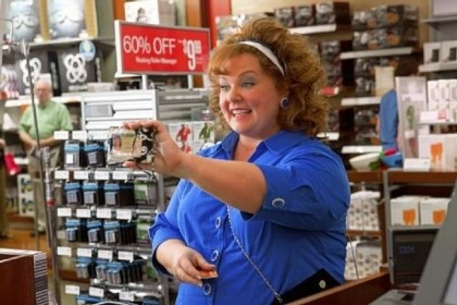 "No. 1 movie at box office Melissa McCarthy stars in ""Identity Thief."""