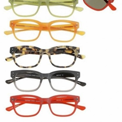 Norman Childs eyewear Vintage eyeglass styles from the Norman Childs eyewear collection, $450.