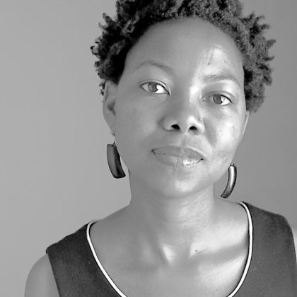 "NoViolet Bulawayo Author NoViolet Bulawayo: ""Those of us who give up our homelands live with quiet knowledge nestled in our blood like an incurable disease; even as we are here, we are tied to somewhere else."""