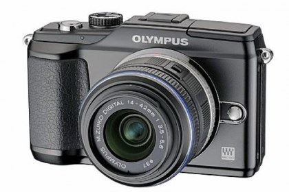 Olympus E-PL2 Olympus E-PL2 interchangeable lens camera