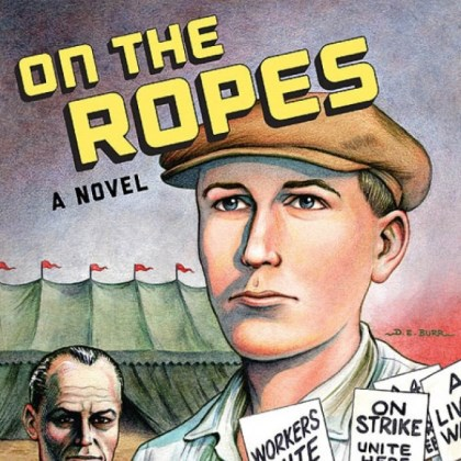 "'On the Ropes' picks up several years later ""On the Ropes"" by James Vance and Dan E. Burr."