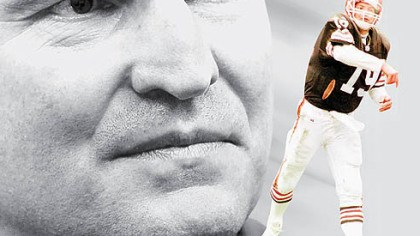 Pangs of loss Bernie Kosar