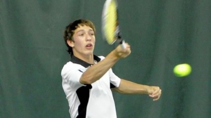 Panthers Tennis Upper St. Clair's Fernando Escribens was a top-four finisher in singles and doubles at the WPIAL tournament.