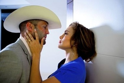 """Parker Jason Statham and Jennifer Lopez star in ""Parker."""