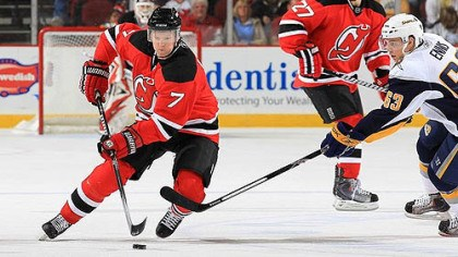 Paul Martin Former Devils defenseman Paul Martin signed with the Penguins yesterday.