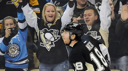 Penguins sign Neal to $30 million contract extension Penguins James Neal