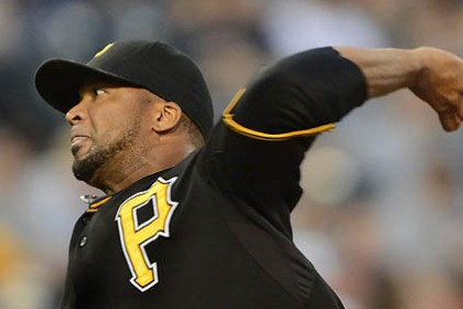 Pirates' Francisco Liriano The Pirates took a flier on Francisco Liriano in 2013 and it pay huge dividends for the club.