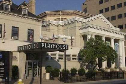 Pittsburgh Playhouse The Point Park College playhouse located on Craft Avenue in West Oakland.