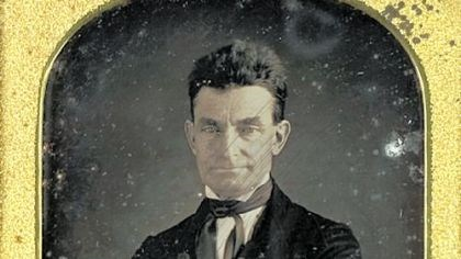 Portrait of John Brown Portrait of John Brown