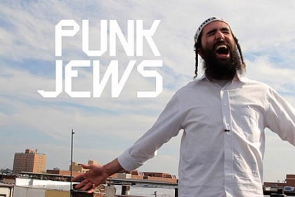"Punk Jew film ""Punk Jews: Create YOUR Culture"" will be showing at the Pittsburgh Filmmakers Melwood Screeing Room in Oakland at 8 tonight."