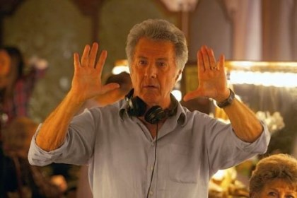 """Quartet"" director Dustin Hoffman Dustin Hoffman makes his directing debut with ""Quartet."""
