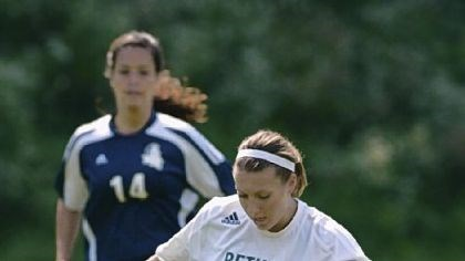 Rachael Katsur Rachael Katsur, a Woodland Hills High School graduate, is a standout soccer player for Bethany College.