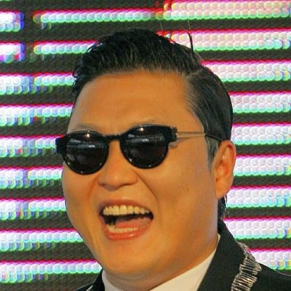 "Rapper PSY PSY's smash video surpasses Justin Bieber's ""Baby"" as most viewed ever."