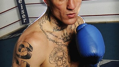 Ready again Paul Spadafora is at 142 pounds going into his fight Wednesday -- a perfect weight, says Spadafora.