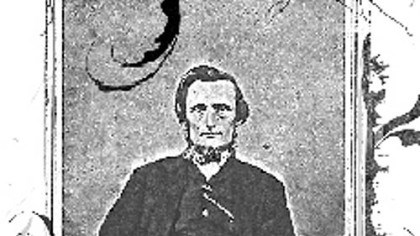 Rev. William McMillan McMillan's great-great-grandfather, the Rev. William McMillan.