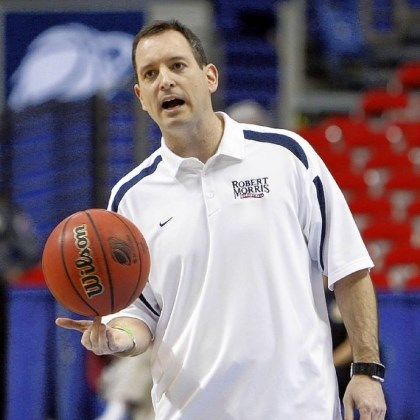 Rice A former Robert Morris player described behavior from Mike Rice in practice that was similar to what got him fired at Rutgers.