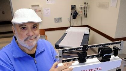 Richard Cavasina Richard Cavasina is on a liver transplant waiting list at Allegheny General Hospital because of his nonalcoholic fatty liver disease.
