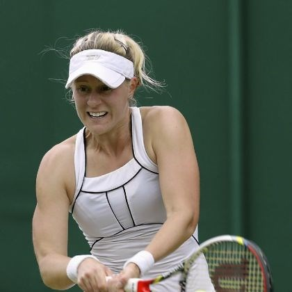riske Peters Township native Alison Riske defeated Urszula Radwanska in the second round Friday at Wimbledon.