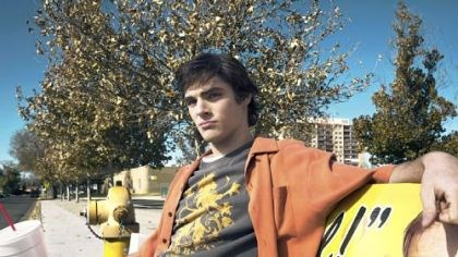 "RJ Mitte R.J. Mitte's character ""Breaking Bad"" character, Walter Jr., has mild cerebral palsy, as the young actor does in real life."