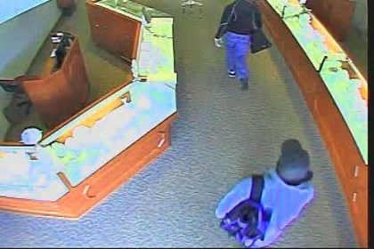Robbery 1 Cranberry police this morning released photos of several men they believe robbed a Seven Fields jewelry store Tuesday afternoon.