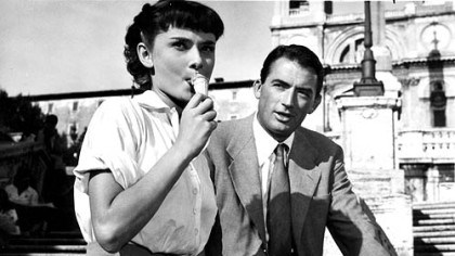 """Roman Holiday"" In honor of Valentine's Day, Pittsburgh Filmmakers will screen ""Roman Holiday,"" starring Audrey Hepburn and Gregory Peck, Monday through Thursday at the Downtown Harris Theater."