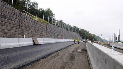 Route 28 PennDOT is expected to open the new southbound (inbound) lanes of Route 28 that will bypass the 40th Street Bridge intersection at Millvale. It will open this weekend and will require new traffic patterns in the area.