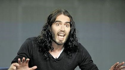 "Russell Brand Russell Brand will host a new late-night show, ""Strangely Uplifting,"" on FX starting in April. The unscripted, topical series will offer the British comedian's take on pop culture and politics and feature audience interaction."