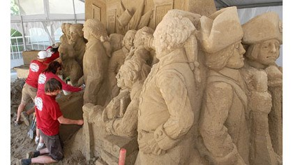 sandsational sculpture 2