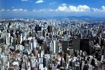 Sao Paulo Sao Paulo, population 11 million, is the first stop on governor's trade mission to South America.
