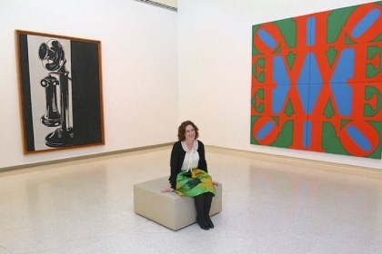 Sarah Minnaert Sarah Minnaert: The CMOA's director of exhibitions is helping to make play a key part of the Carnegie International, opening in October.