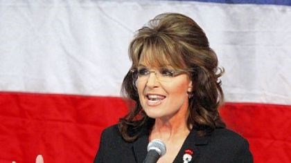 Sarah P OK, Sarah Palin might not be funny, but I'd write her in if I wasn?t a Democrat.