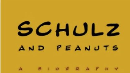 "Schulz and Peanuts Chip Kidd designed the cover of ""Schulz and Peanuts,"" a biography by David Michaelis."