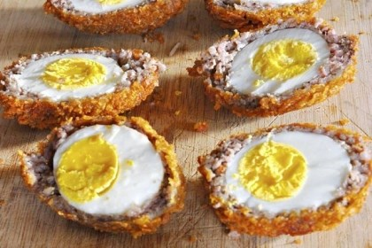 Scotch Eggs Scotch Eggs.