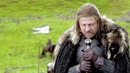 "Sean Bean Sean Bean, an actor in his '50s portrays a character in his '30s in ""Game of Thrones."""