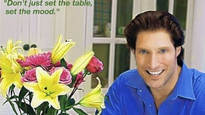 Sean Kanan book New Castle native and cookbook author Sean Kanan will appear at Pittsburgh Market District stores Oct. 16.