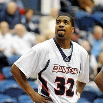 SeanJohnson Sean Johnson's senior year at Duquesne certainly didn't turn out how he envisioned it, but he is still trying to anything he can to help the team.