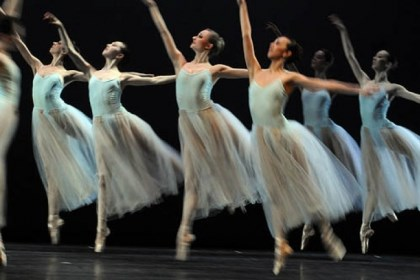 "'Serenade' Pittsburgh Ballet Theatre performs ""Serenade"" by George Balanchine."