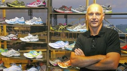 shadyside dicks shepardson Bill Shepardson is the director of the new True Runner shoe store in Shadyside.