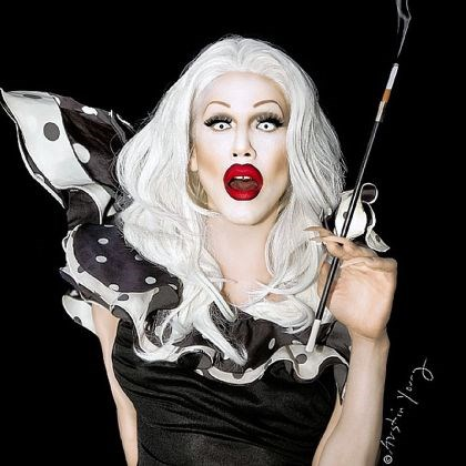 Sharon Needles Sharon Needles will help kick off the Carnegie International at a sold-out gala Friday.