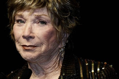 Shirley MacLaine Actress Shirley MacLaine is among this year's Kennedy Center honorees.