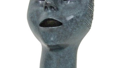 Singing Head Singing Head, bronze sculpture by Elizabeth Catlett.