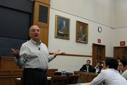 Sonny Vaccaro Sonny Vaccaro speaking to Yale law students in 2007 about his life and pursuit of a lawsuit against the NCAA.