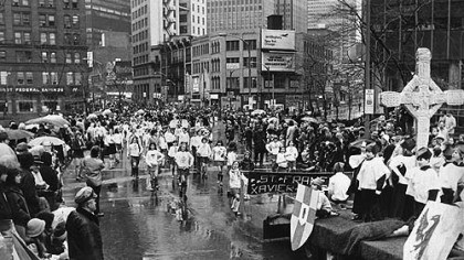 St. Patrick's Day Parade 1974 St. Patrick's Day Parade 1974